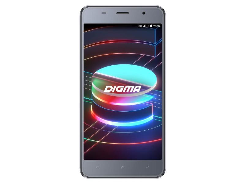 Сотовый телефон Digma Linx X1 Grey цена и фото