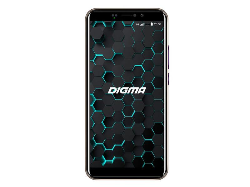 Сотовый телефон Digma Linx Pay Gold