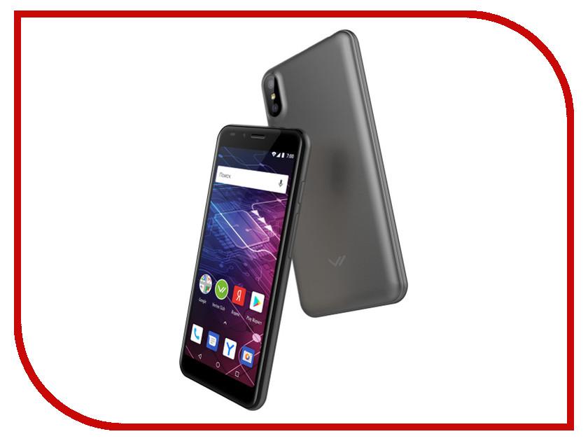 Сотовый телефон VERTEX Impress Click NFC Graphite мобильный телефон vertex impress energy графит