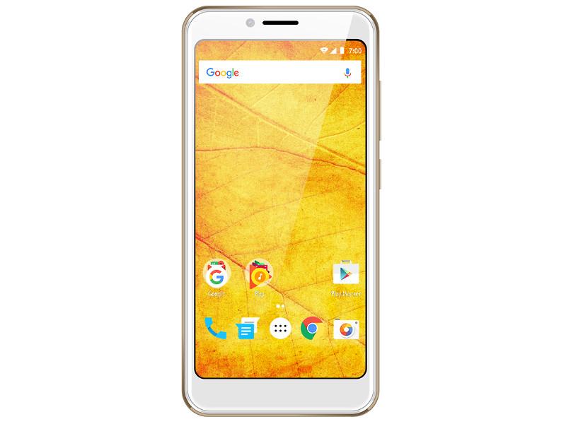 Сотовый телефон Vertex Impress Pear Gold недорого