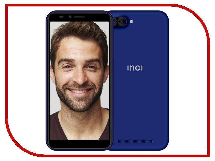 Сотовый телефон Inoi 5i Lite Blue жук ю цареубийца маузер ермакова