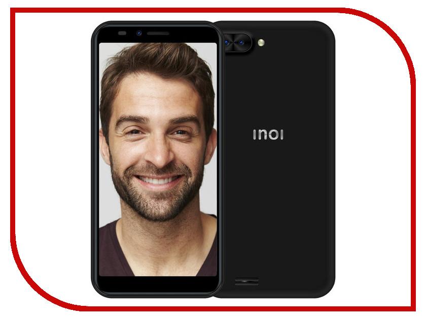 Сотовый телефон Inoi 5i Lite Black смартфон inoi 5i red