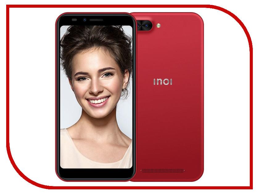 Фото - Сотовый телефон Inoi 5i Red проводной и dect телефон foreign products vtech ds6671 3