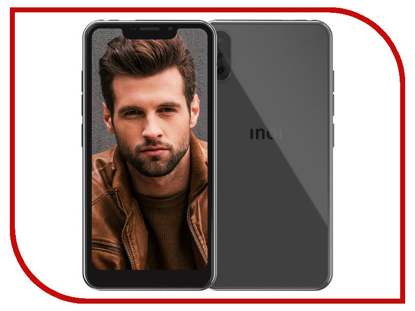 цена Сотовый телефон Inoi 5X Lite Grey