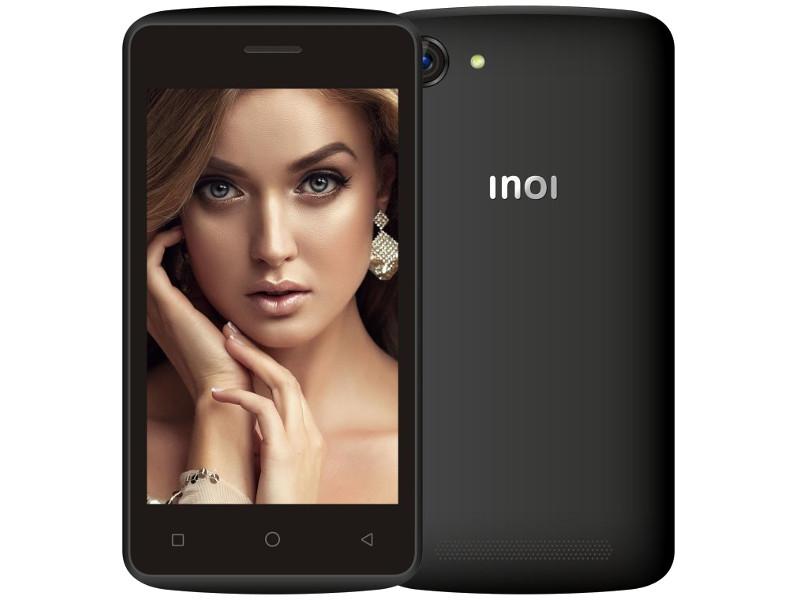 Сотовый телефон INOI 1 Lite Black цена и фото