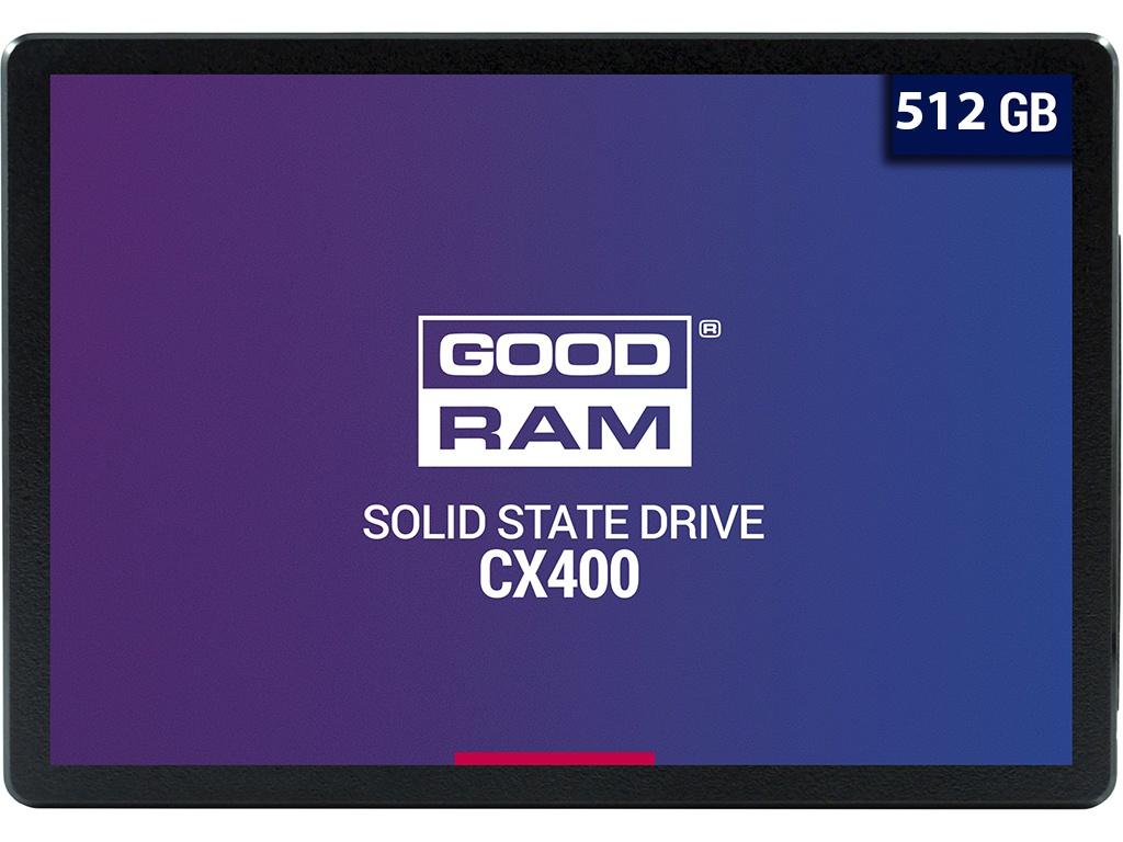 Жесткий диск GoodRAM SSDPR-CX400-512 512Gb
