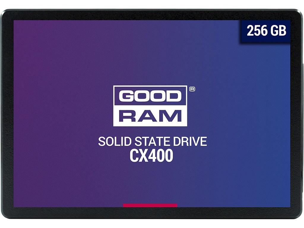 Жесткий диск GoodRAM SSDPR-CX400-256 256Gb