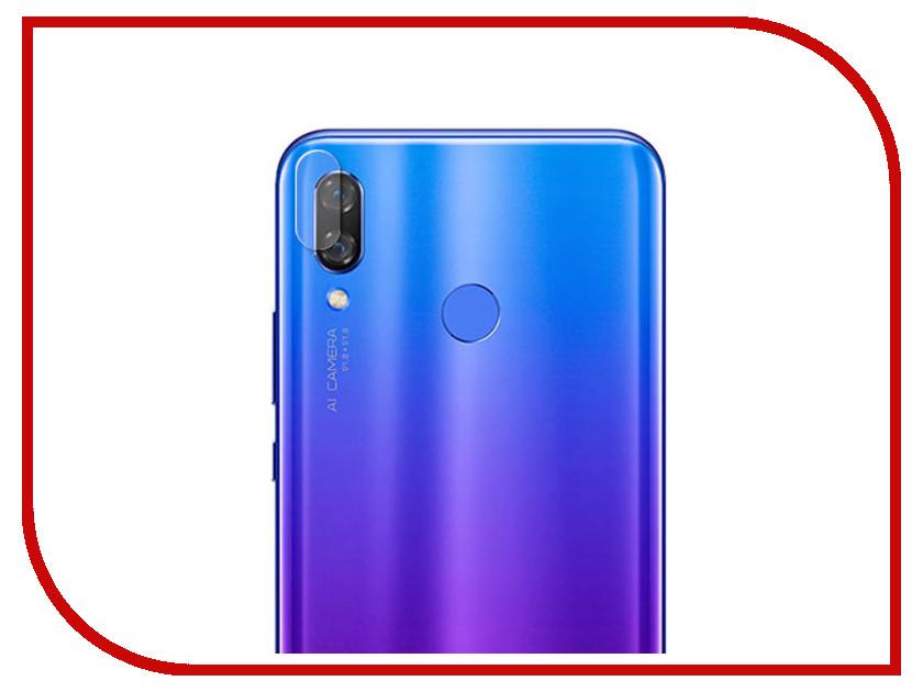 Аксессуар Защитное стекло для Huawei Nova 3 / Nova 3i 6.3 2018 Camera Zibelino TG ZTG-HUW-NOVA3-cam цена и фото
