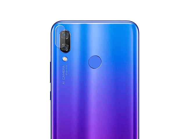 Аксессуар Защитное стекло Zibelino для Huawei Nova 3 / Nova 3i 6.3 2018 Camera TG ZTG-HUW-NOVA3-cam цена