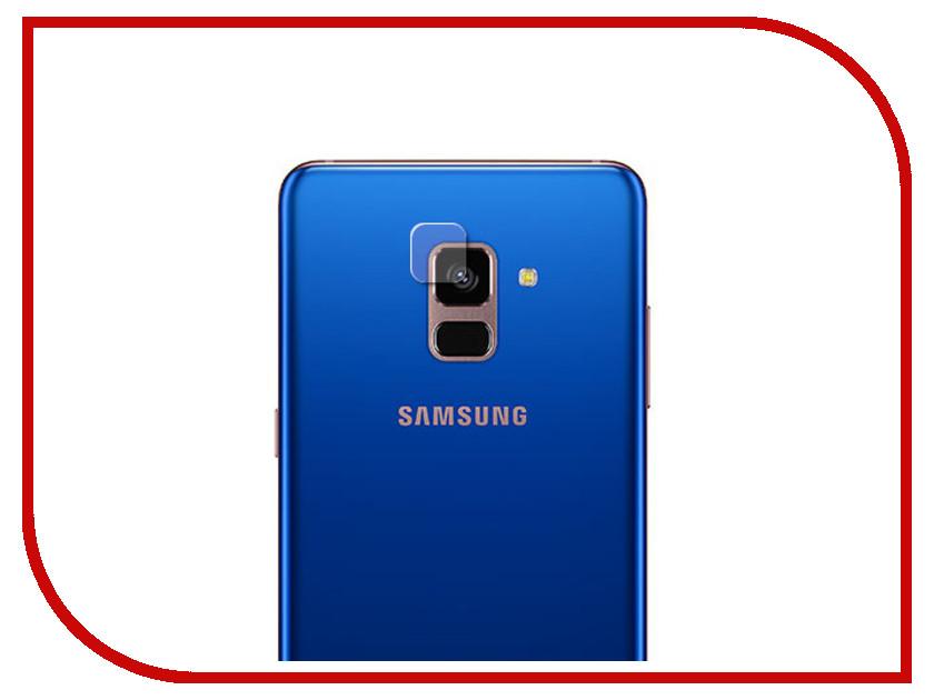 Аксессуар Защитное стекло для Samsung Galaxy A8 Plus 2018 А730 Camera Zibelino TG ZTG-SAM-A8PL-2018-cam аксессуар защитное стекло samsung t825 galaxy tab s3 9 7 zibelino tg ztg sam t825 s3 9 7