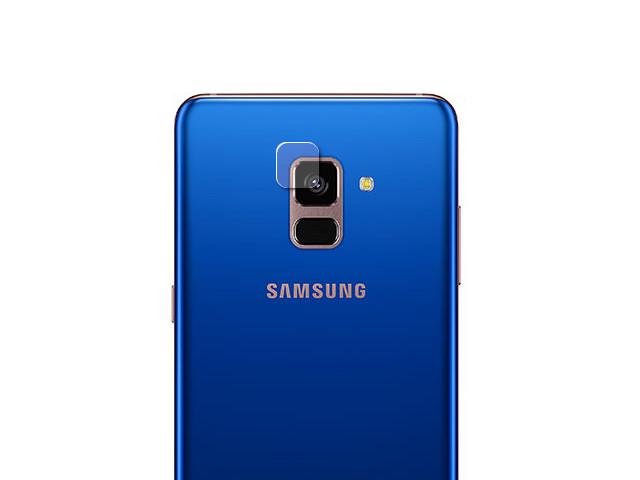 Защитное стекло Zibelino для камеры Samsung Galaxy A8 Plus 2018 А730 Tempered Glass ZTG-SAM-A8PL-2018-cam