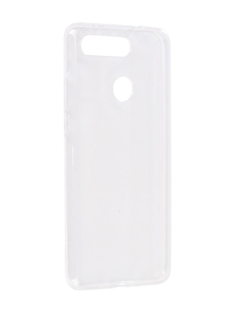Чехол Zibelino для Honor View 20 2019 Ultra Thin Case Transparent ZUTC-HUA-V20-WHT