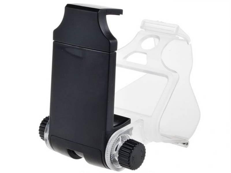 Крепление для смартфона Dobe Mobile Phone Clamp TP4-016 Black для PS4 Controller dobe tyx 530 multifunction universal tv mount stand holder for ps4 xbox one wii u more black