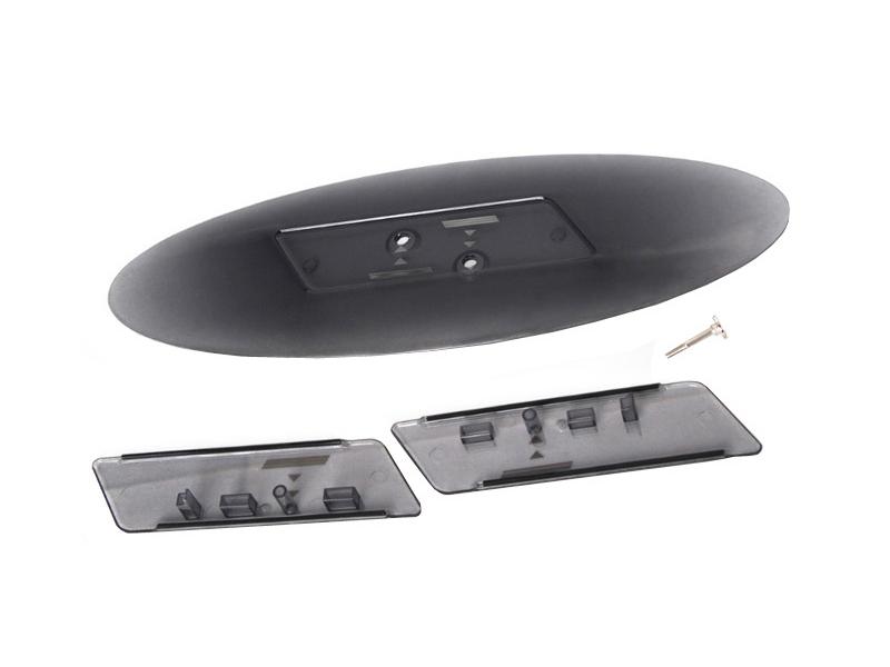 Подставка вертикальная Dobe TP4-825 Black для PS4 Slim/Pro цена и фото