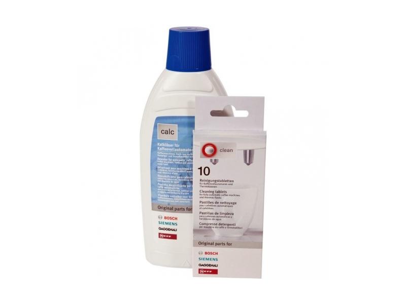 Набор средств для чистки Bosch 311813 набор средств для чистки fouganza набор по уходу за изделиями из кожи