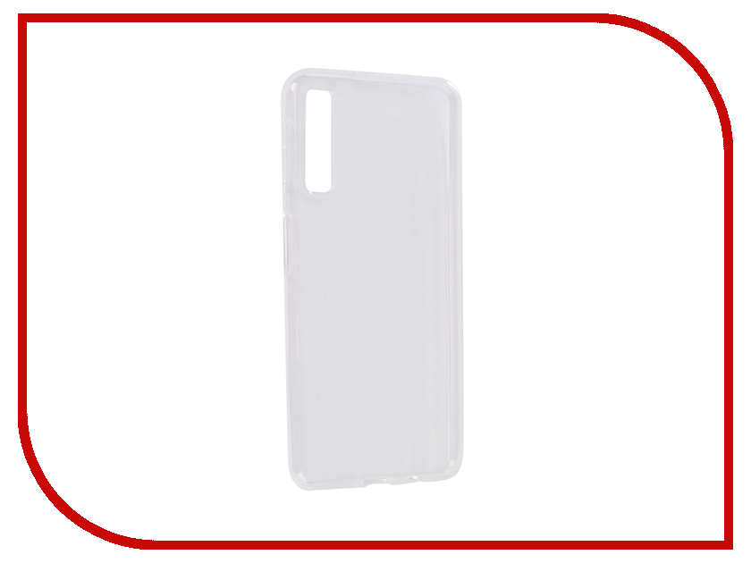 Аксессуар Чехол для Samsung Galaxy A7 2018 LuxCase TPU Transparent 60028