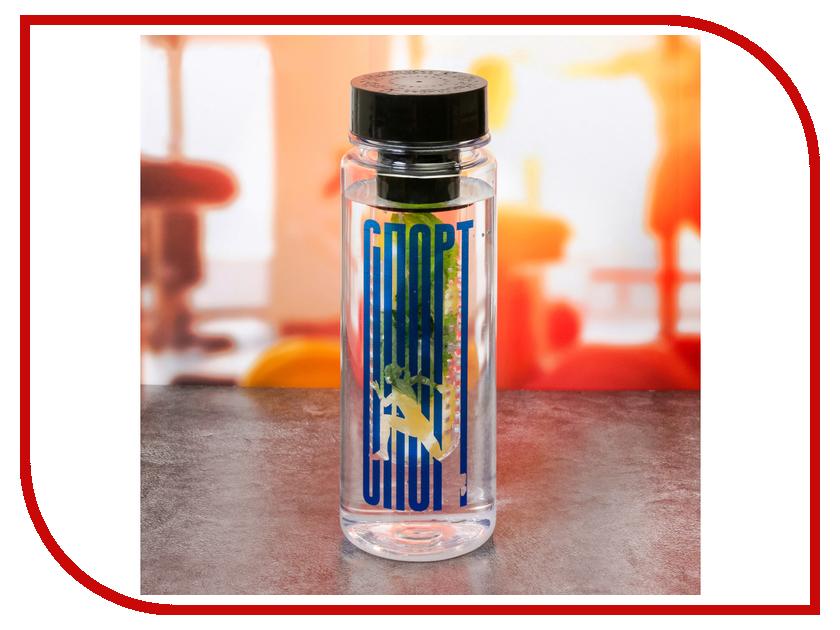 Бутылка СИМА-ЛЕНД Спорт 500ml 3132780 бутылка сима ленд my bottle 500ml green 2463597