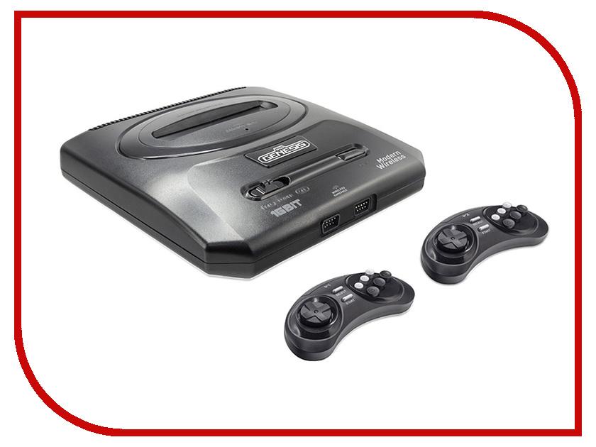 Игровая приставка SEGA Retro Genesis Modern Wireless + 170 игр + 2 джойстика аксессуары для psp sega sega ss