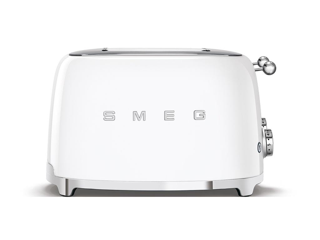 Тостер Smeg TSF03WHEU цены онлайн