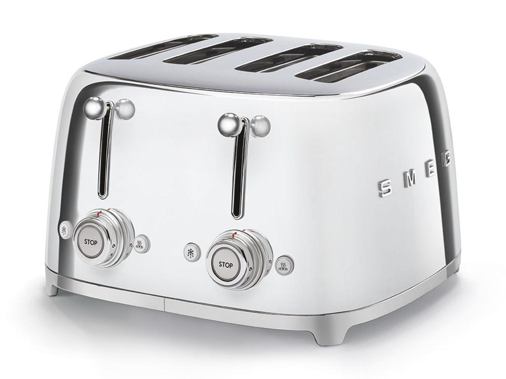 Тостер Smeg TSF03SSEU цены онлайн