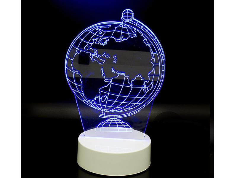 3D лампа Veila Глобус 1050