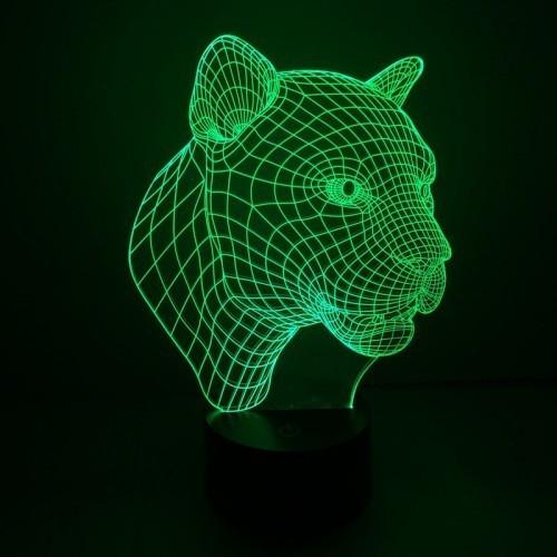 3D лампа Veila Тигр 1044