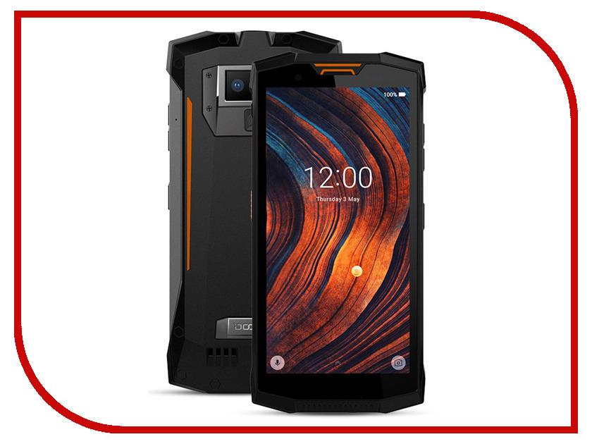 Сотовый телефон DOOGEE S80 Fire Orange macmillan english grammar in context advanced cd rom