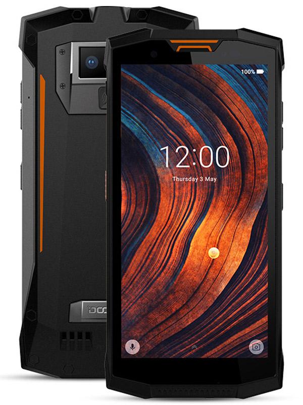 Сотовый телефон DOOGEE S80 Fire Orange