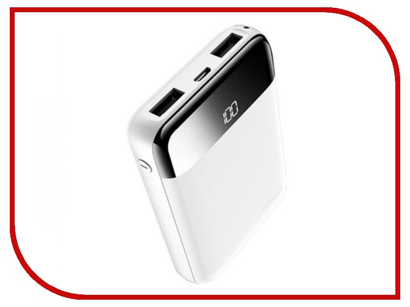 Аккумулятор Rock Space P66 10000mAh White цены онлайн