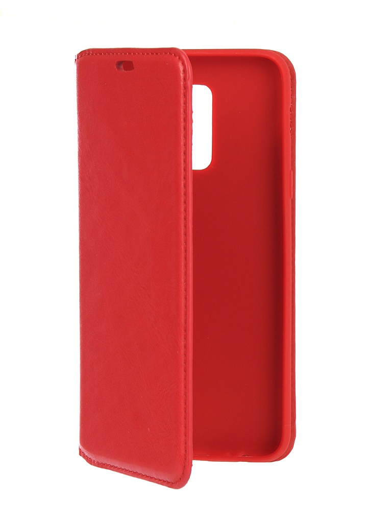 Аксессуар Чехол Gurdini для Samsung Galaxy A6 Plus 2018 Premium Silicone Magnetic Red 907952 бонансинга д ходячие мертвецы роберта киркмана вторжение
