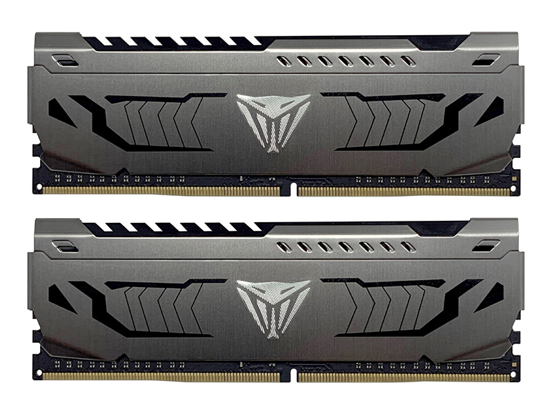 Модуль памяти Patriot Memory DDR4 DIMM 3000MHz PC-24000 CL18 - 16Gb KIT (2x8Gb) PVS416G300C6K