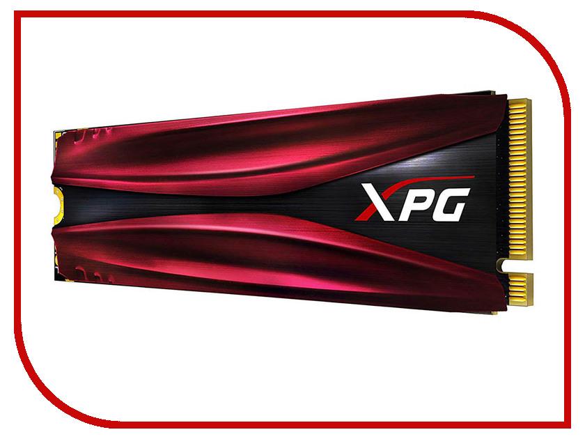 купить Жесткий диск 1Tb - A-Data SSD XPG Gammix S11 Pro AGAMMIXS11P-1TT-C онлайн