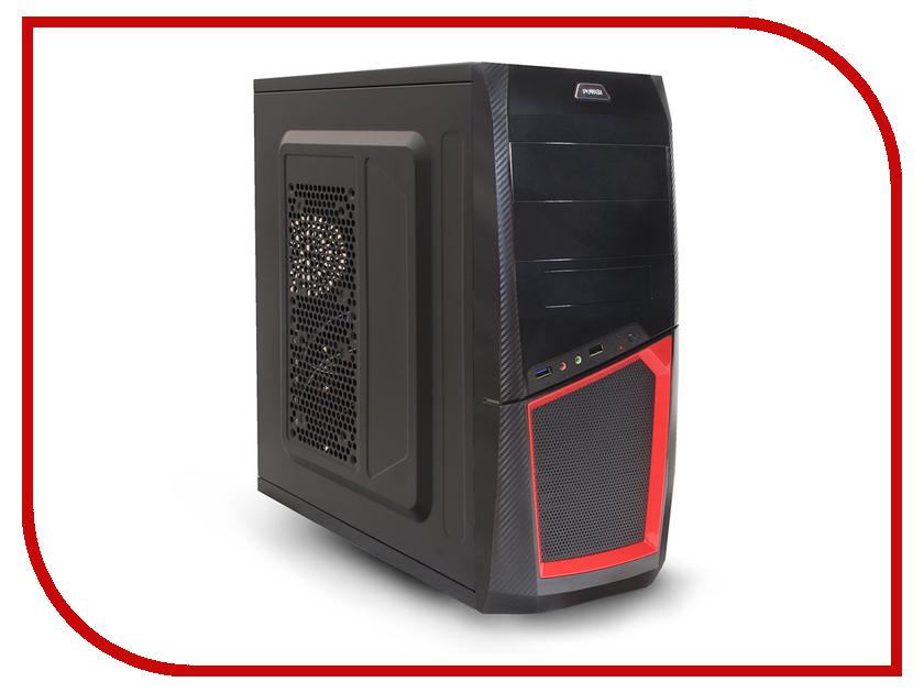 Корпус Winard 3068 500W Black-Red 110db loud security alarm siren horn speaker buzzer black red dc 6 16v