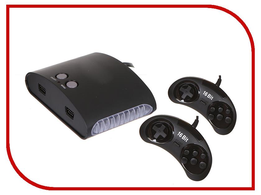 Купить Игровая приставка SEGA Magistr X Black + 220 игр