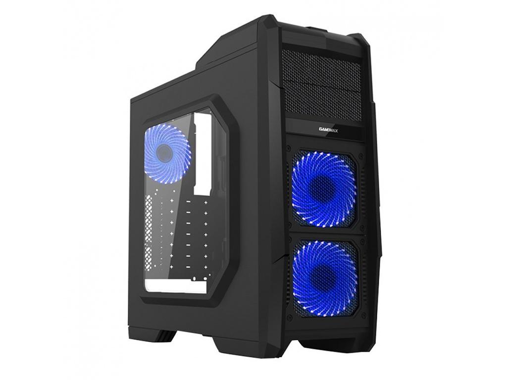 Корпус GameMax G506 Black-Blue gross g506