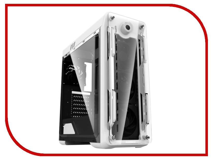 Корпус GameMax Optical G510WT White цена и фото