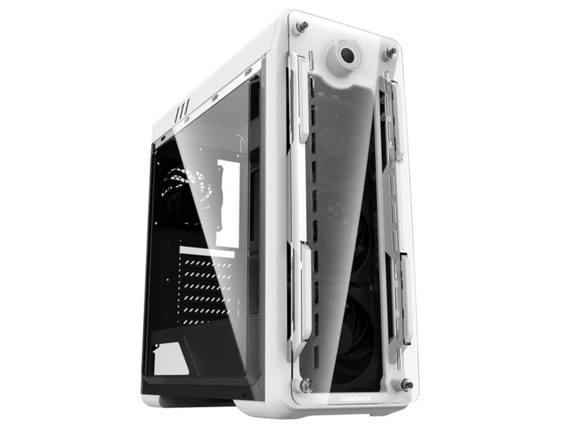 Корпус GameMax Optical G510WT White