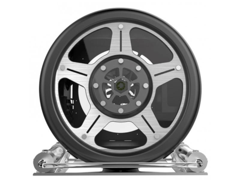 Корпус GameMax Hot Wheel Black