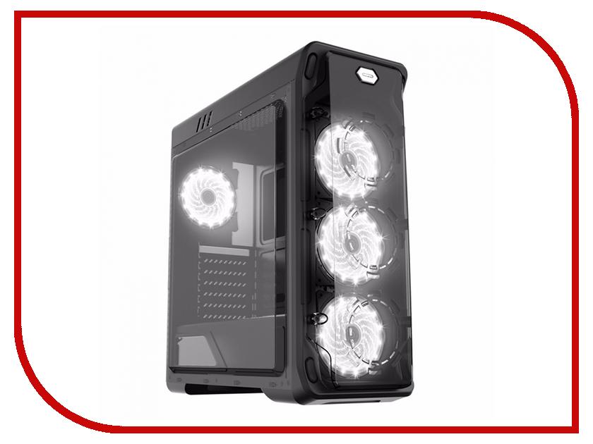 Корпус GameMax StarLight-B White цена и фото