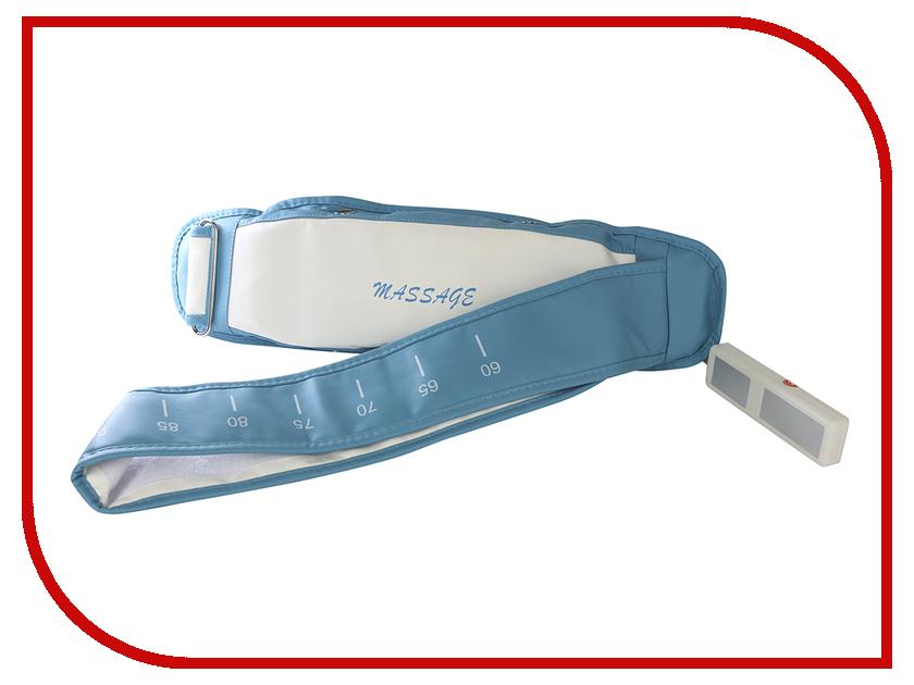 Массажер ZDK Belt 909 Light Blue zdk g900a light blue