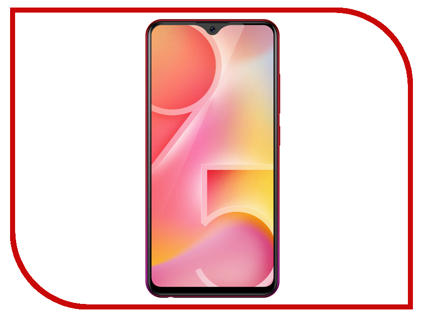 Сотовый телефон Vivo Y95 Red