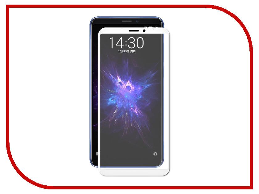 Аксессуар Защитное стекло для Meizu Note 8 Zibelino Full Screen White ZTG-FS-MEI-NOT8-WHT аксессуар защитное стекло для meizu pro 6 zibelino full screen 0 33mm 2 5d white ztg fs mei pro6 wht