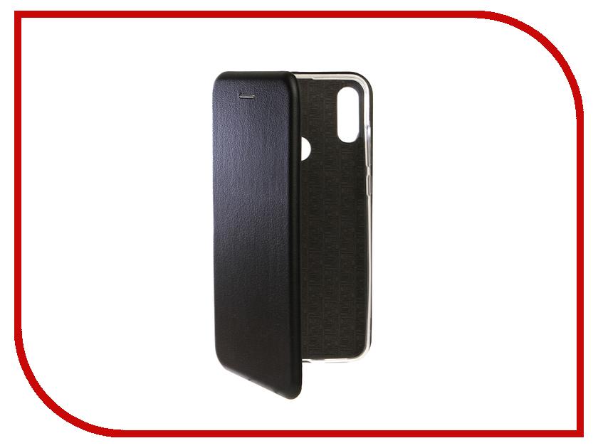Аксессуар Чехол для ASUS Zenfone Max Pro M2 ZB631KL 2018 Zibelino Book Black ZB-ASUS-ZB631KL-BLK
