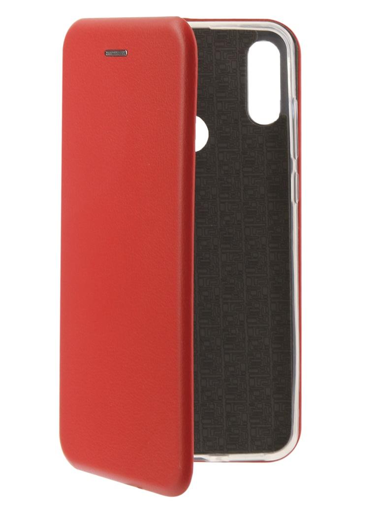 Чехол Zibelino для ASUS Zenfone Max Pro M2 ZB631KL 2018 Book Red ZB-ASUS-ZB631KL-RED