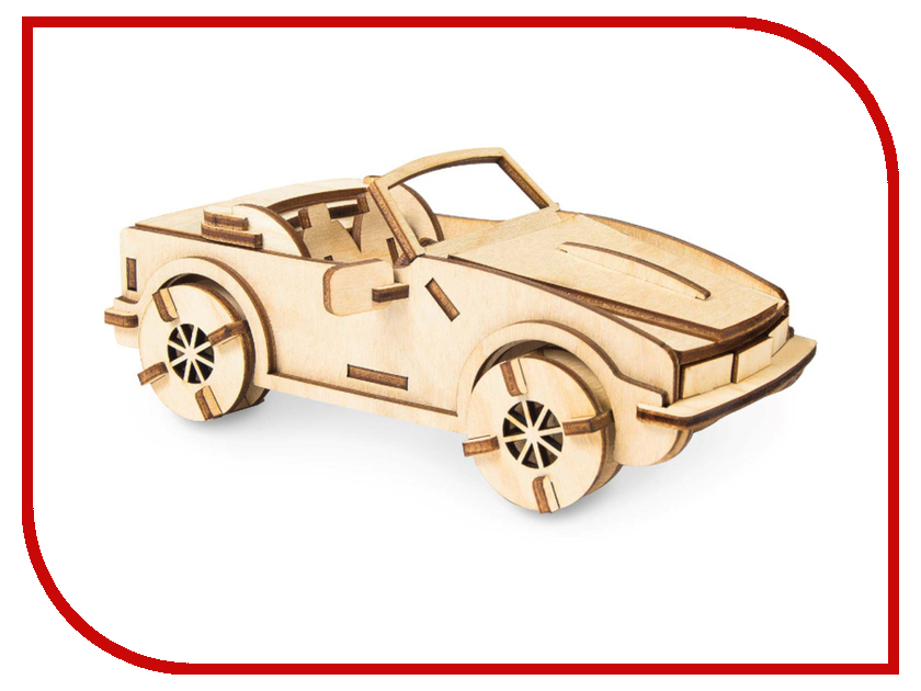 Сборная модель IQ Format Легковой автомобиль 4627130657346