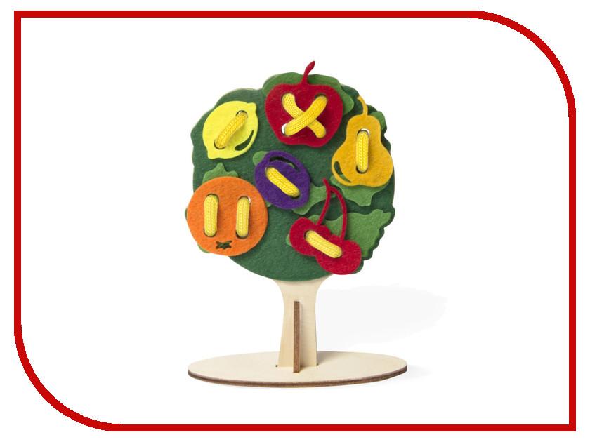Игрушка IQ Format Шнуровка Фруктовое дерево 4627151960999