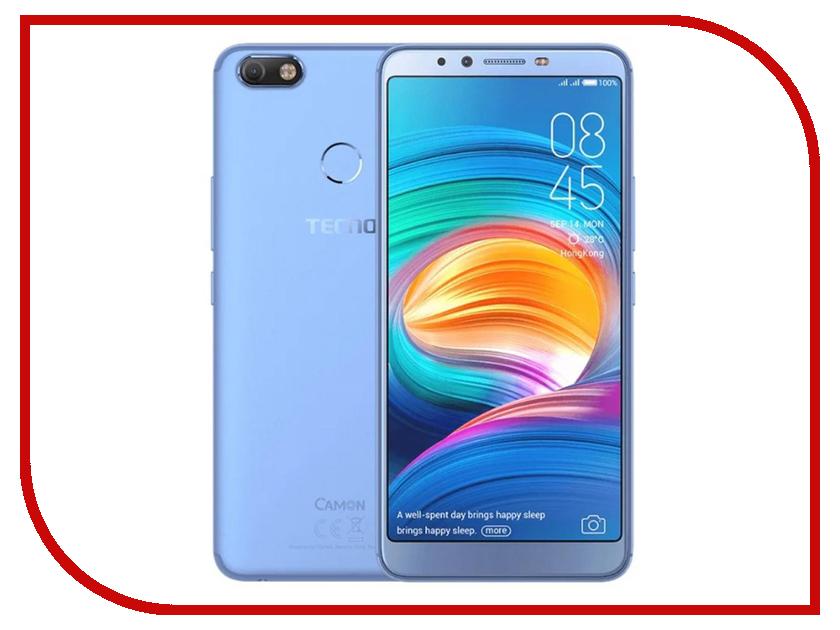 Сотовый телефон TECNO Camon X City Blue телефон