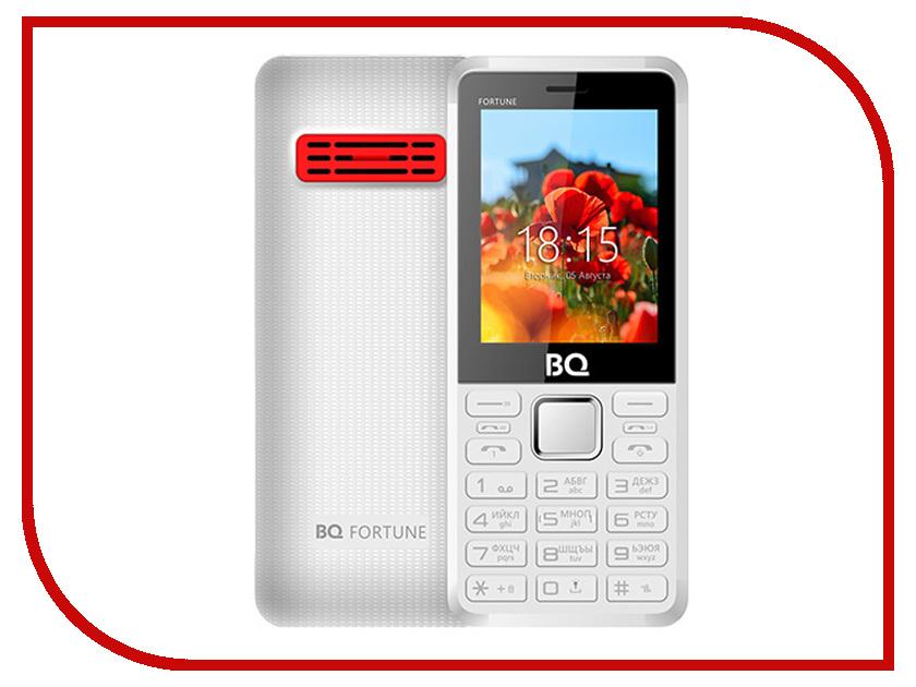 Сотовый телефон BQ BQ-2436 Fortune Power Grey сотовый телефон bq bq 5059 strike power grey matted