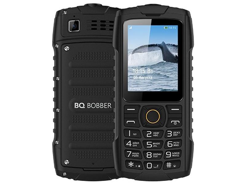 Сотовый телефон BQ 2439 Bobber Black