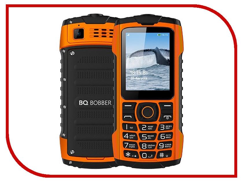 Сотовый телефон BQ BQ-2439 Bobber Orange сотовый телефон s s